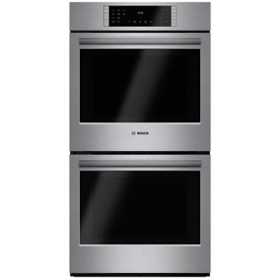 kitchenaid 30 in double electric wall oven self cleaning with rh homedepot com KitchenAid Wall Ovens 30 Inch Pop Up KitchenAid Wall Ovens 30 Inch Pop Up