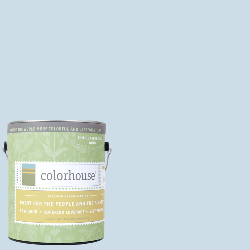1 gal. Sprout .03 Semi-Gloss Interior Paint