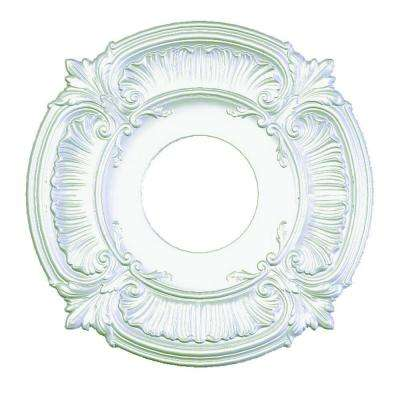 12 in. Acanthus Ceiling Medallion