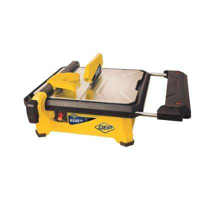 3/4 HP Wet Tile Saw with 7 in. Diamond Blade