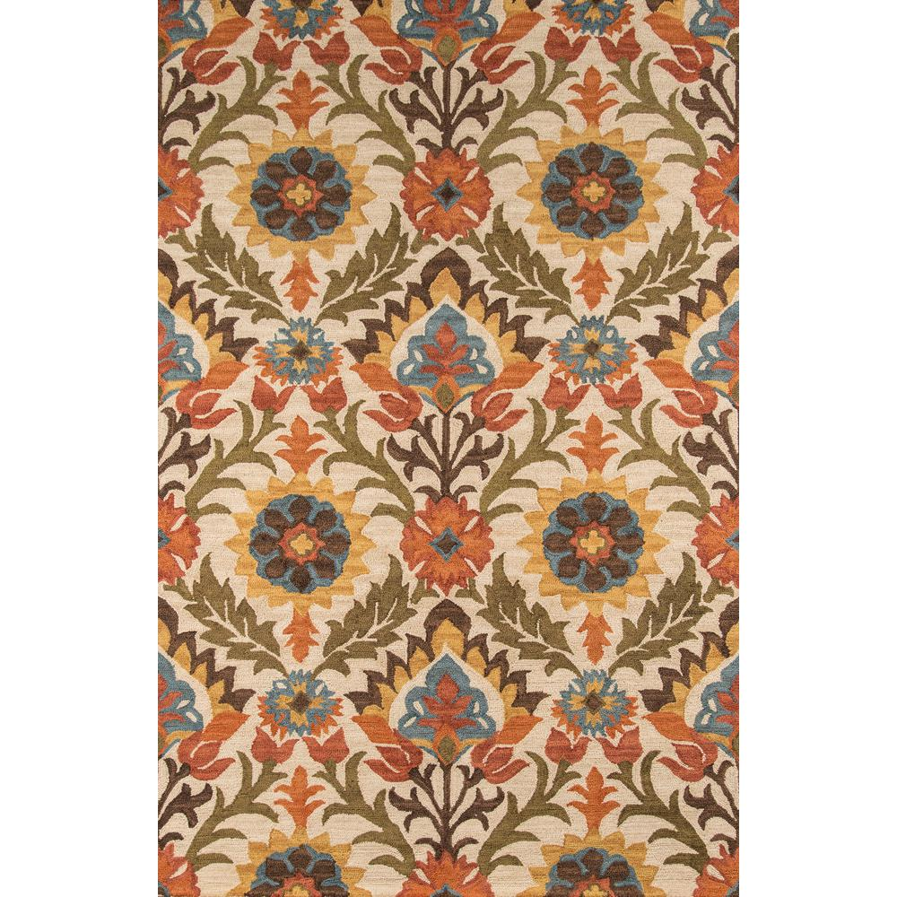 Momeni Tangier Gold 10 Ft X 14 Indoor Area Rug
