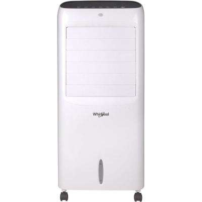 214 CFM 3 Speed Portable Evaporative Air Cooler in White for 425 sq. ft.