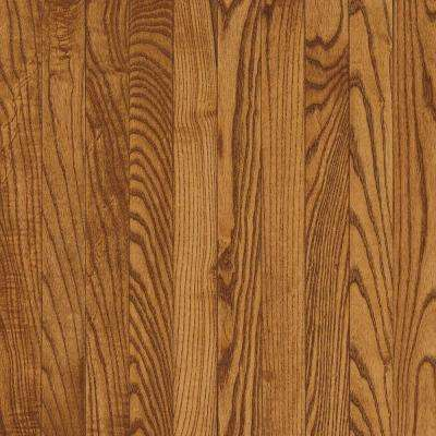 Ash Gunstock 3/4 in. Thick x 3-1/4 in. Wide x Varying Length Solid Hardwood Flooring (22 sq. ft. /case)