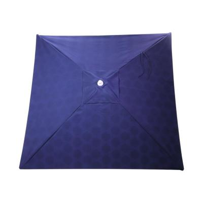6 ft. Market Tilt Patio Umbrella in Navy Peacoat