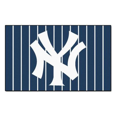New York Yankees 4 ft. x 6 ft. Area Rug