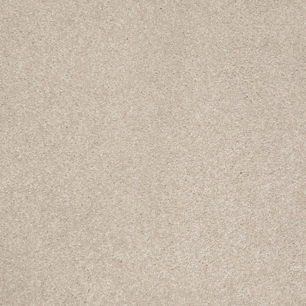 Martha Stewart Living Elmsworth - Color Potter's Clay 6 in. x 9 in. Take Home Carpet Sample