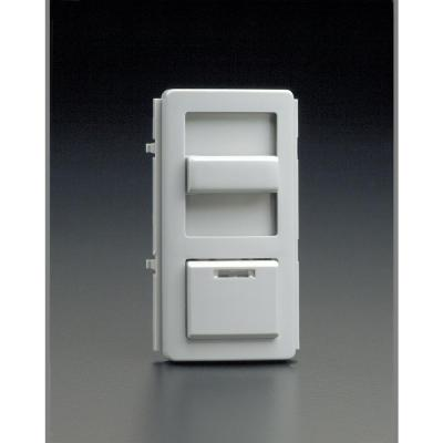 Color Change Face for Decora Dimmer, Gray