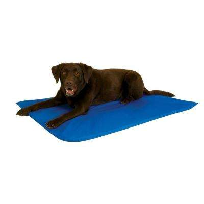 Cool Bed III Large Blue Cooling Dog Bed