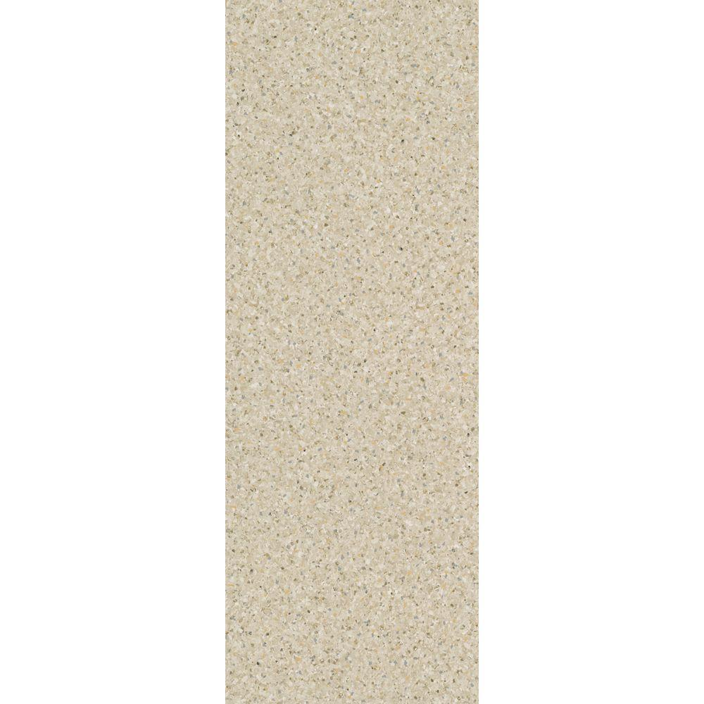 TrafficMASTER Allure Commercial 12 in. x 36 in. Veroleum Beige Vinyl Flooring (24 sq. ft. / case)