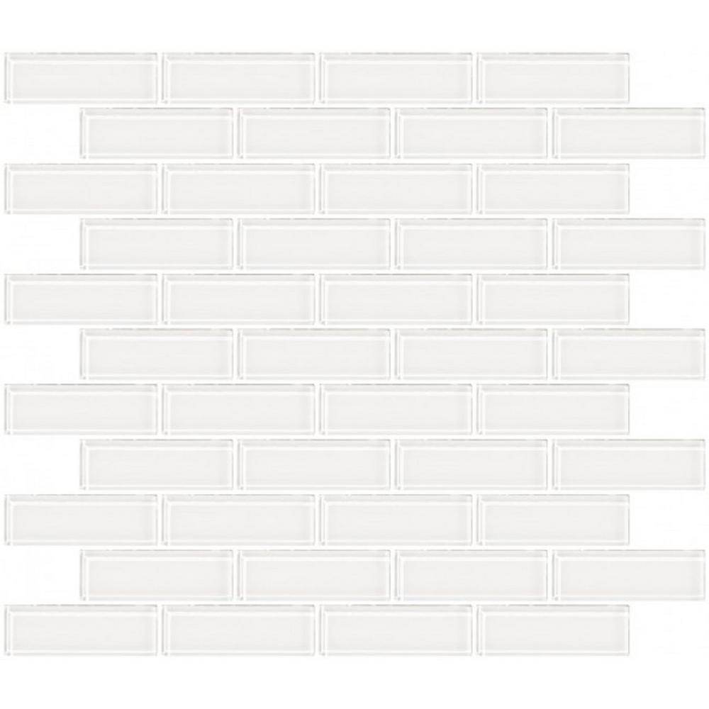 Ltl Home Products 12 In X 12 In X 4 Mm Tile Esque Super White