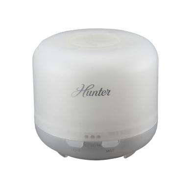 Aromatic LED Personal Ultrasonic Humidifier with Essential Oils Diffuser