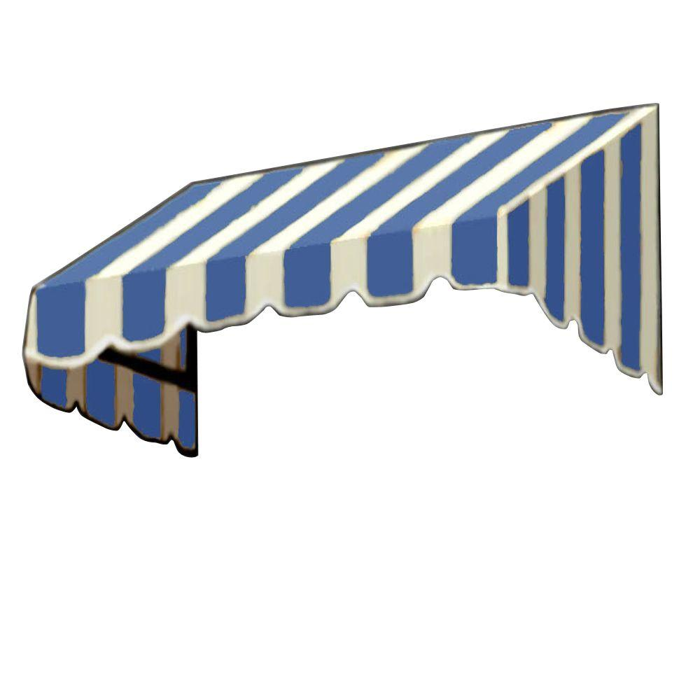 18 ft. San Francisco Window/Entry Awning (44 in. H x 48