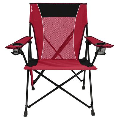 QuikShade Adjustable Canopy Folding Camp Chair Camping