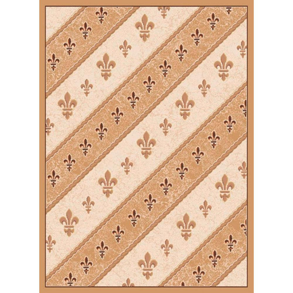United Weavers Wilform Cream 7 ft. 10 in. x 10 ft. 6 in. Area Rug