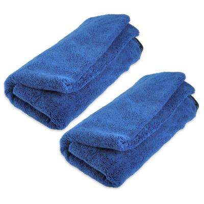 Extra Large Pocketed Drying Towel (2-Pack)