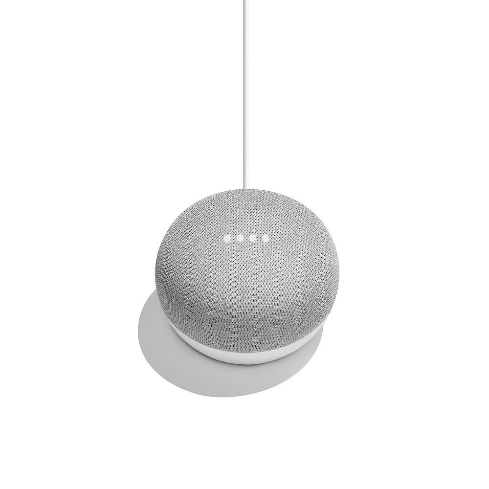 Google Home Mini Chalk-GA00210-US - The Home Depot