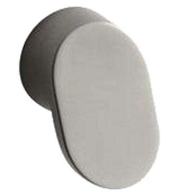 0.8125 in. Vibrant Brushed Nickel Toobi Cabinet Knob