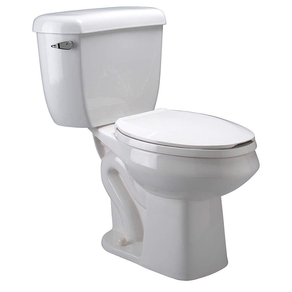 Zurn Pressure Assist Dual Flush Elongated Two-Piece Toilet Z5562