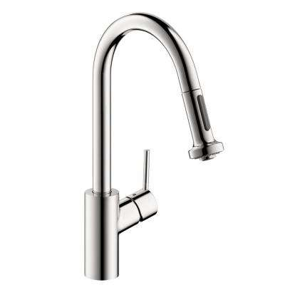 Hansgrohe - Pull Down Faucets - Kitchen Faucets - The Home Depot