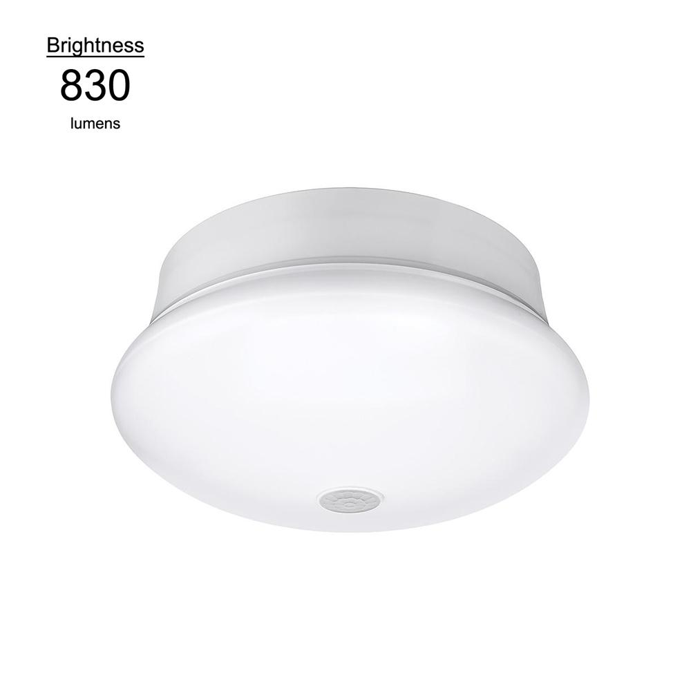 Motion Sensor Controlled Lighting White Integrated Led Bright