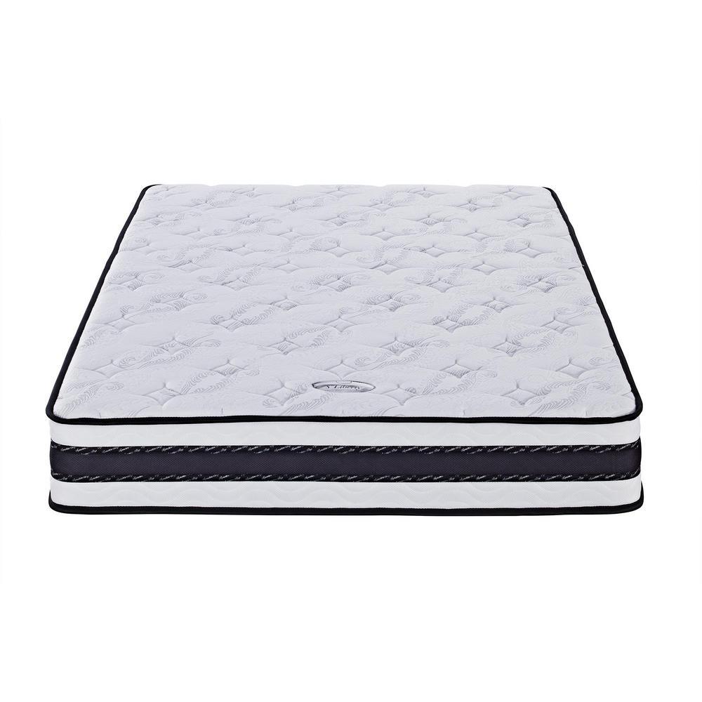 Signature Sleep Liberty 8 Full Medium To Firm Memory Foam Mattress 6017359 The Home Depot