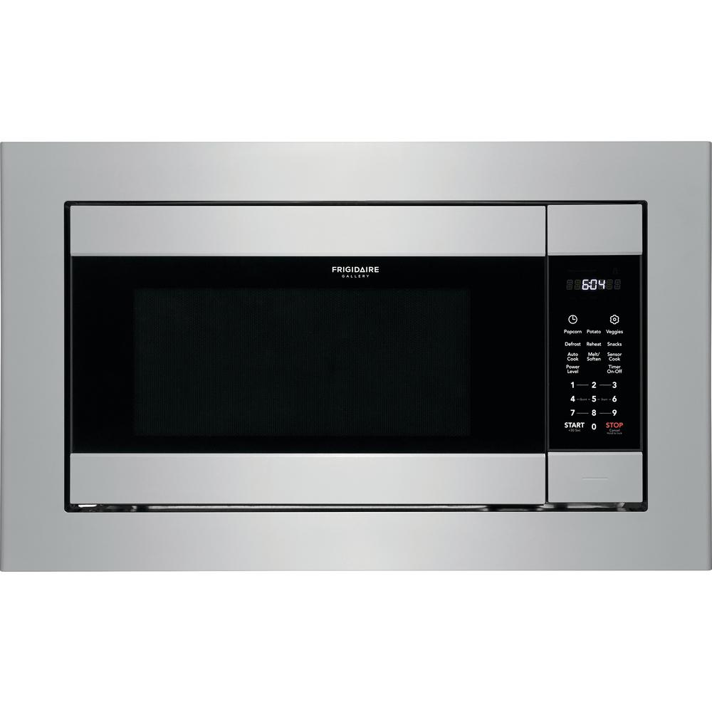 Built In Microwave In Stainless Steel