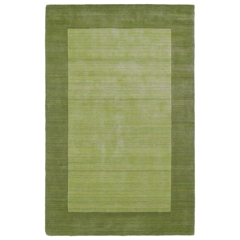 Kaleen Regency Celery 8 ft. x 10 ft. Area Rug