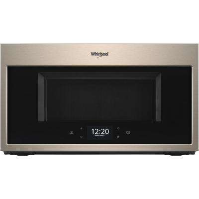1.9 cu. ft. Smart Over the Range Microwave in Sunset Bronze with Scan-to-Cook Technology
