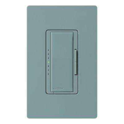Maestro Dimmer for Incandescent and Halogen, 1000-Watt, Single-Pole/3-Way/Multi-Location, Gray