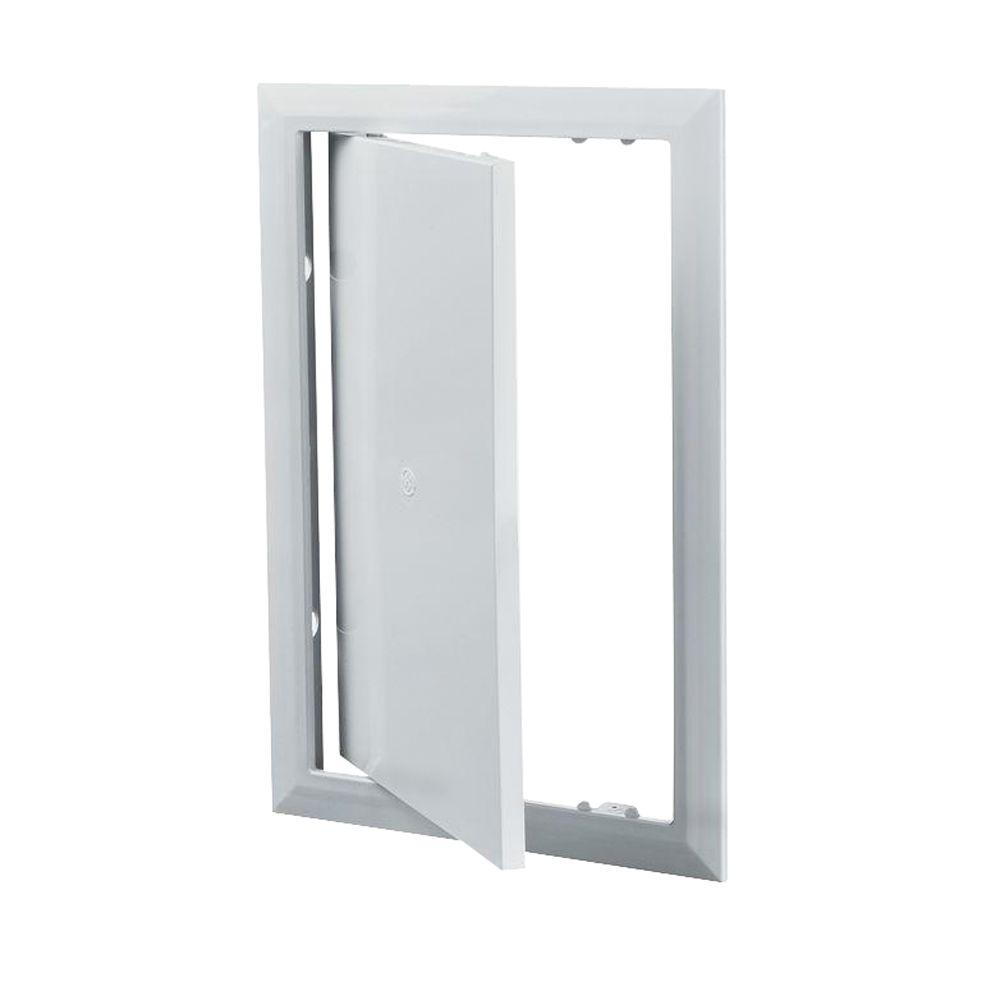 Vents Us 8 5 8 In X 11 3 4 In Plastic Access Panel D250x300 The Home Depot