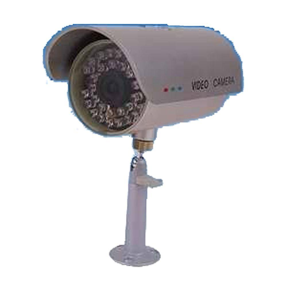 SeqCam Wired Weatherproof 380TVL Indoor/Outdoor Bullet Camera with 49 ft. Night