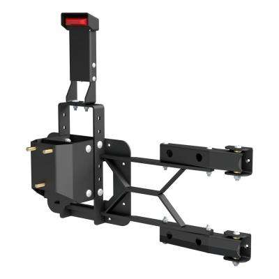 Jeep Heavy-Duty Spare Tire Carrier