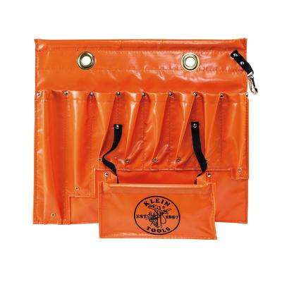 8-Pocket Small Aerial Apron