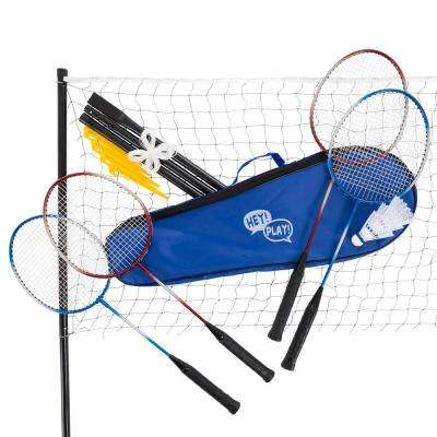 Badminton Set Complete Outdoor Game