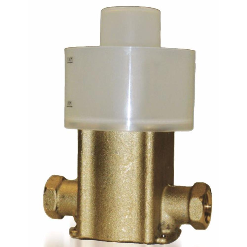 TOTO Push Button Shower Rough-In Valve-TS6P - The Home Depot