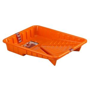 9 in. Plastic Roller Tray (3-Pack)