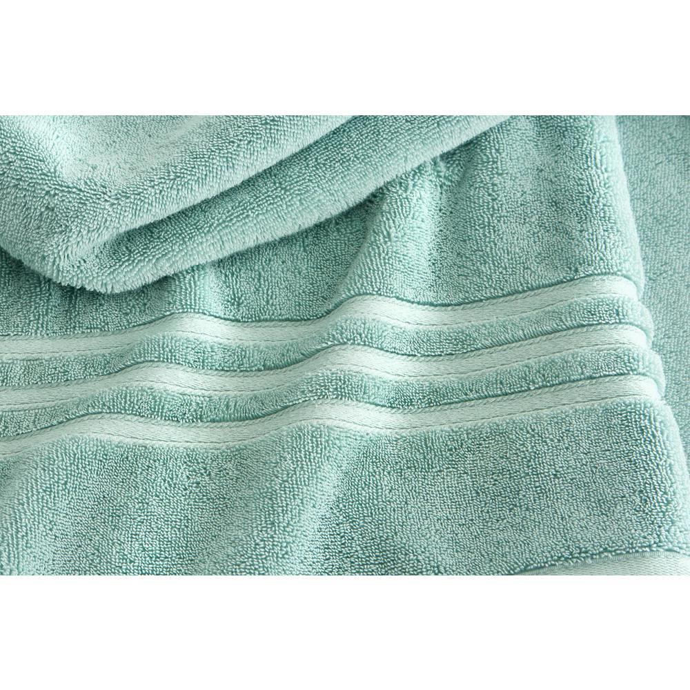 Turkish Cotton Ultra Soft 6-Piece Towel Set