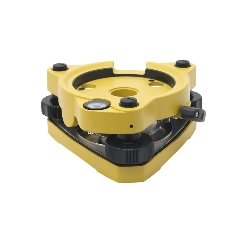 AdirPro Twist Focus Yellow Tribrach Without Optical Plummet