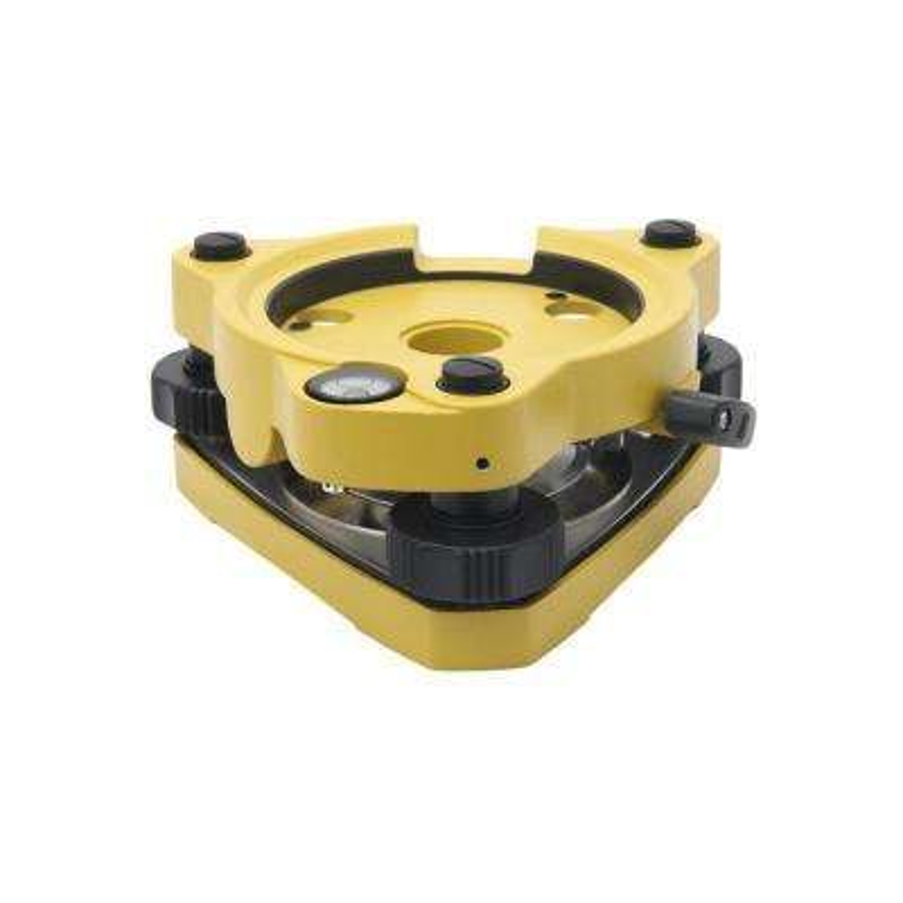 Twist Focus Yellow Tribrach Without Optical Plummet