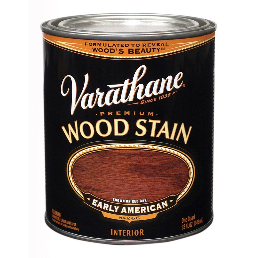 1-Qt. Early American Premium Interior Wood Stain