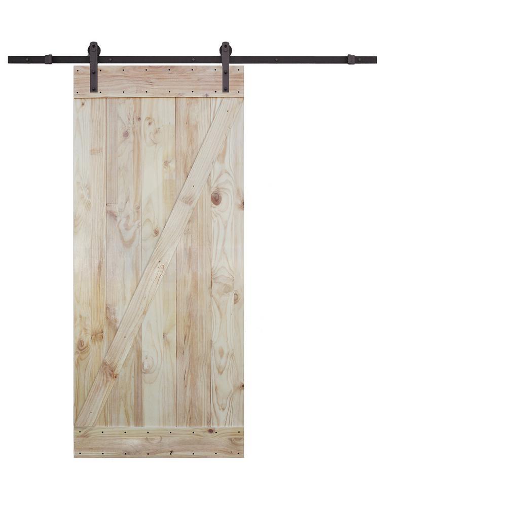 Masonite 36 In X 84 In Primed 3 Lite Equal Solid Wood