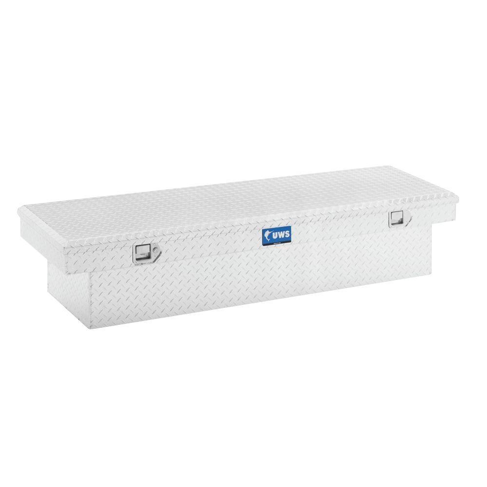 UWS 69 in. Aluminum Single Lid Crossover Tool Box