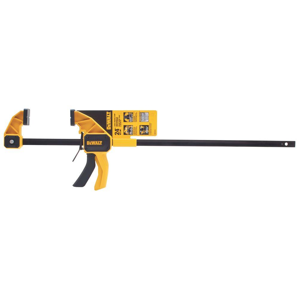 DEWALT 24 in. Large Trigger Clamp