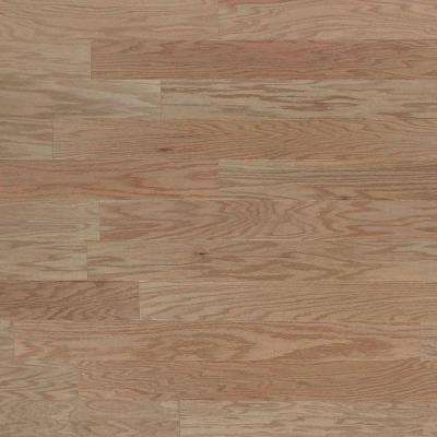 Oak Shadow 3/4 in. Thick x 4 in. Wide x Random Length Solid Real Hardwood Flooring (21 sq. ft. / case)