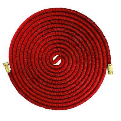 3/4 in. Dia x 100 ft. Expandable Hose with Spray Nozzle