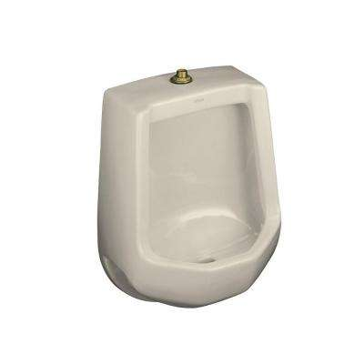 Freshman 1.0 GPF Urinal with Top Spud in Almond