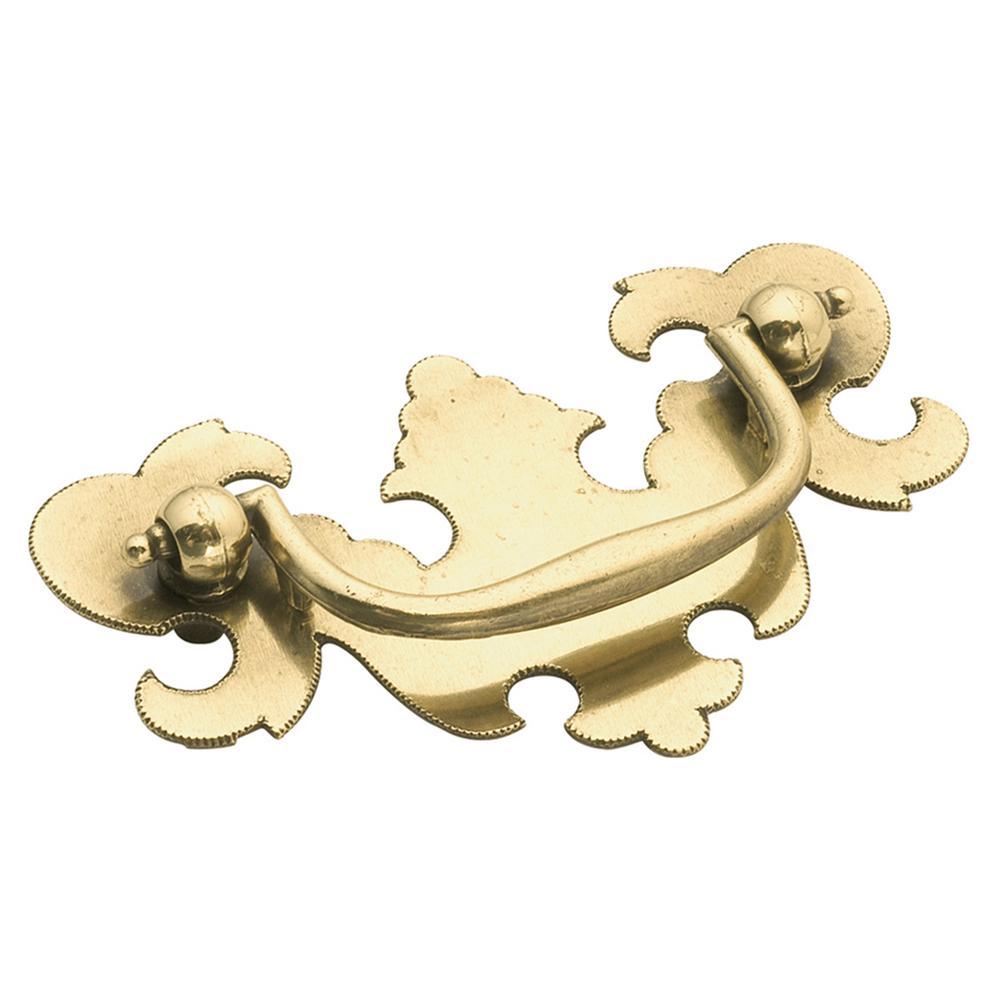 gold drawer pulls. lancaster hand polished furniture bail pull gold drawer pulls p