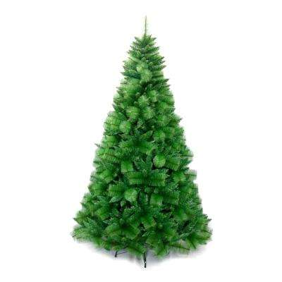 7 ft. Unlit Artificial Christmas Tree