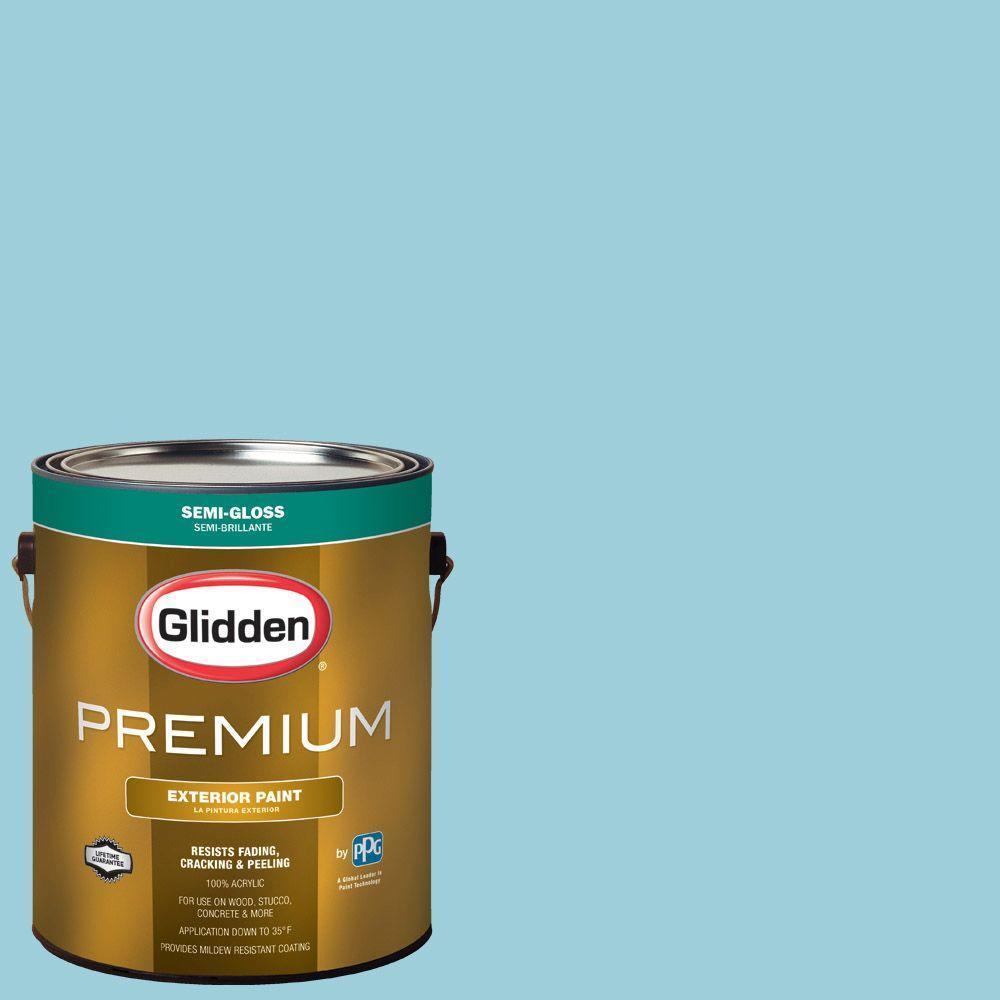 HDGB42D Seaglass Blue Paint