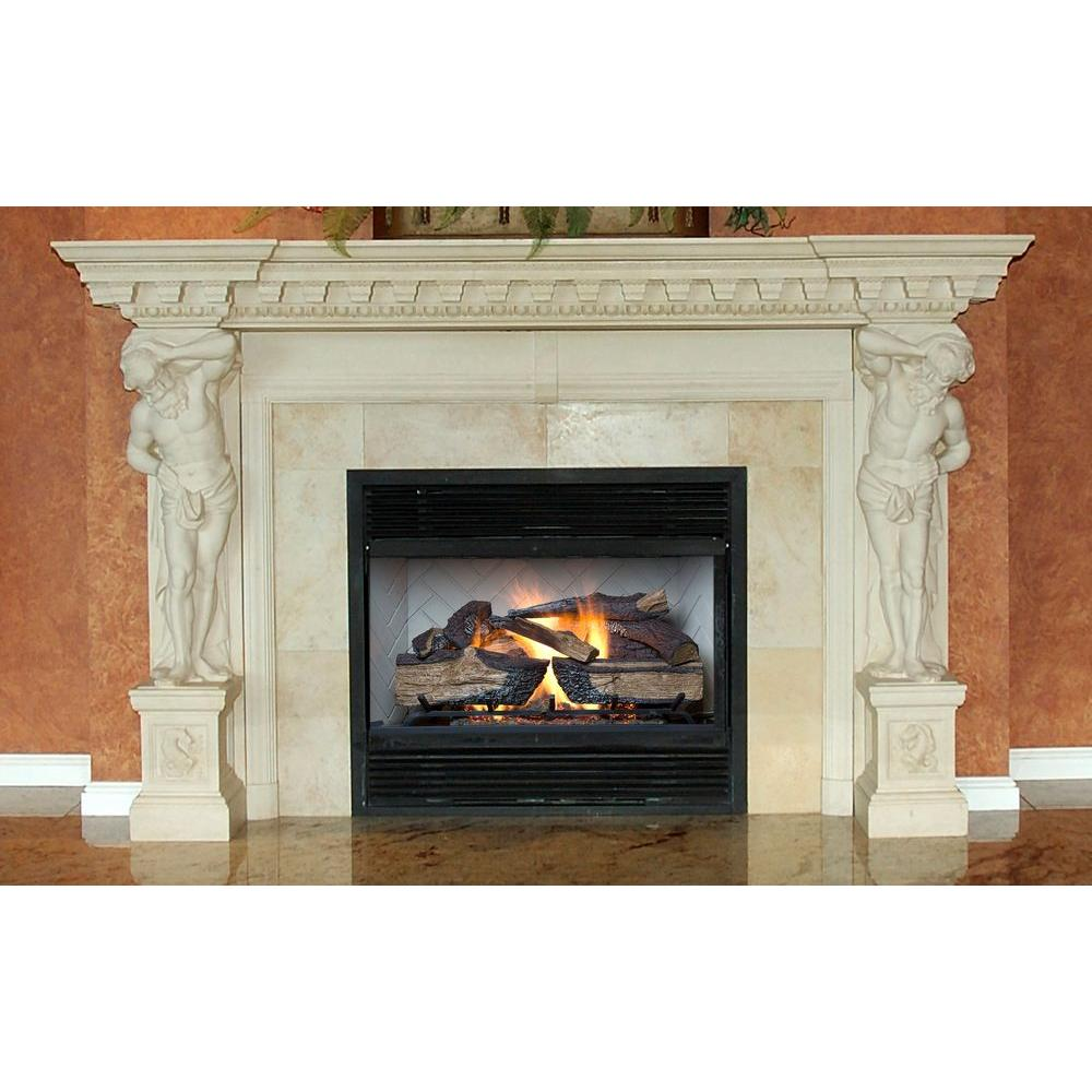 2053da78a8d 100% SATISFACTION Satisfaction Guaranteed. Vented Natural Gas Fireplace Logs  24. Vented Natural Gas Fireplace Logs 24